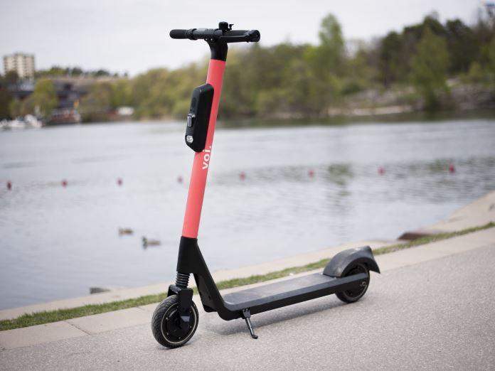 e-Scooter von Voi