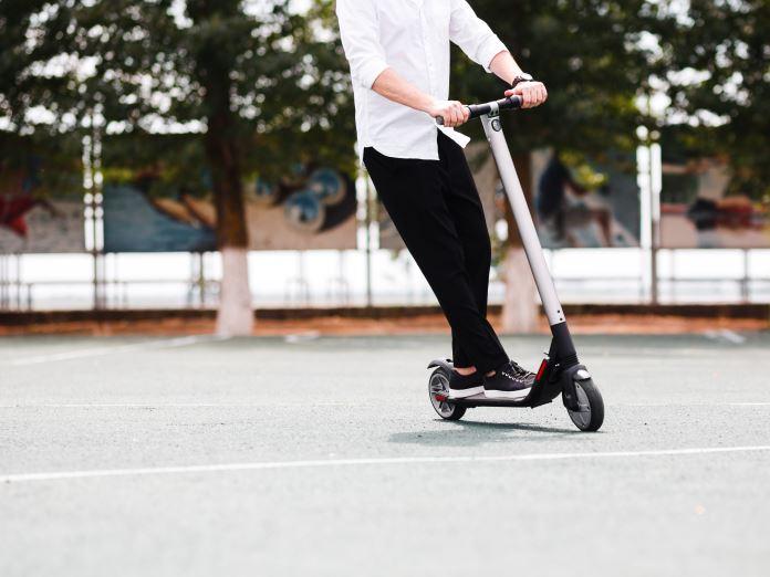 Neue Regeln für e-Scooter