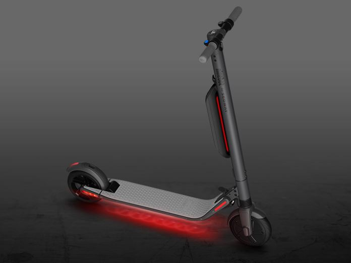 e-Scooter Segway-Ninebot ES4