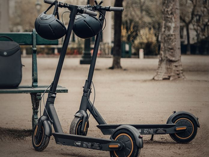 e-Scooter Segway-Ninebot MAX