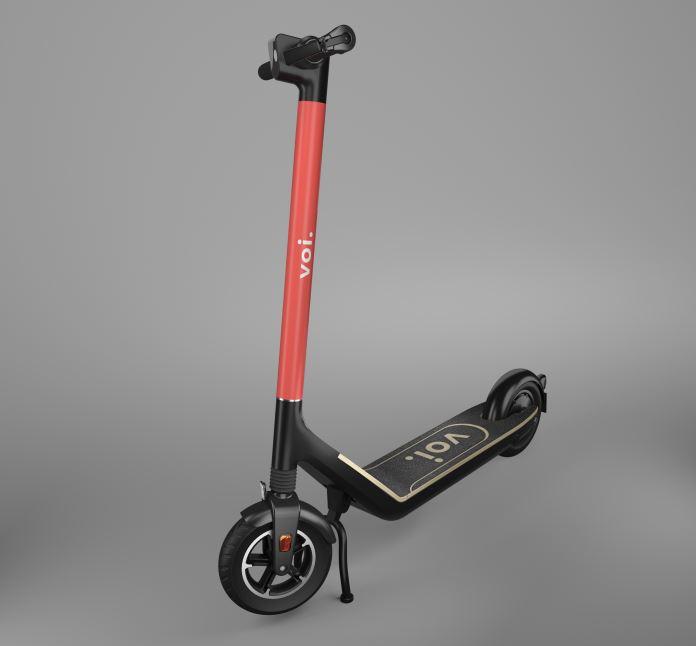 e-Scooter Voiager 2 von Voi